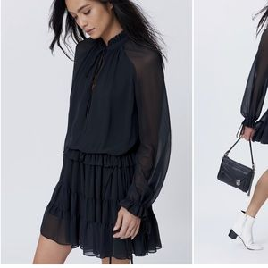 Rebecca Minkoff Dylan Long Sleeve Dress