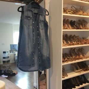Dresses & Skirts - Jean Dress
