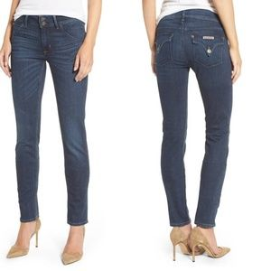 Hudson Collin Flap Mid-Rise Skinny Jeans Size 29