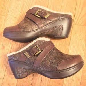 Sweden Lined Mules