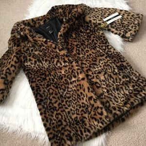 Forever 21 Faux Fur Jacket