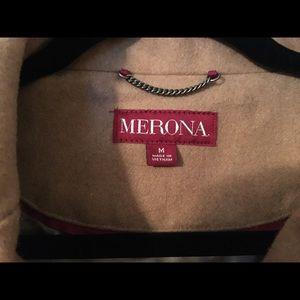 Merona Wool Peacoat