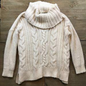 Jennifer Lopez Cowl Neck Sweater