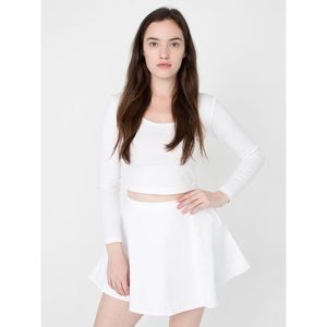 🌼SALE🌼NWOT American Apparel Denim Circle Skirt