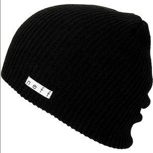 Black NEFF beanie