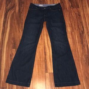 GAP 28 6R long & lean excellent jeans