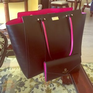 Kate Spade Arbour Hill Handbag & Wallet Set