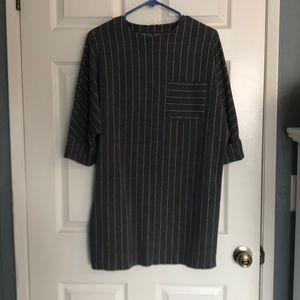 Zara Dress with Dolman Sleeves