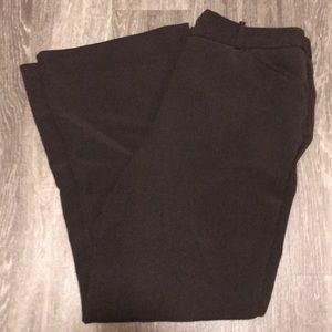 Worthington Brown Slacks Size 14
