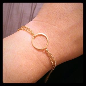 Just In! 3 for $15 Minimalist Circle Bracelet