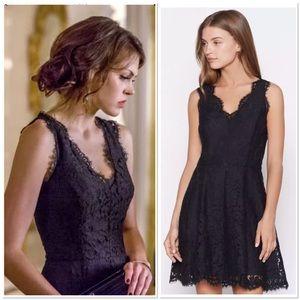 [Joie] Nikolina lace a-line dress size M