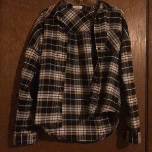 light weighted flannel