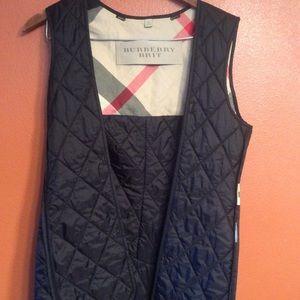 Burberry Brit coat vest