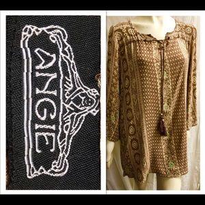 Anthropologie Angie Dress