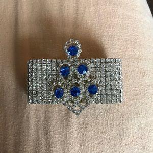Nice rhinestone Prom jewelry