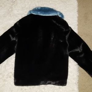 Marc Jacobs Fur Coat