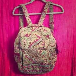 Darling Vera Bradley Large backpack