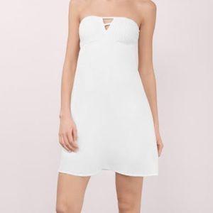 Tobi Strapless Day Dress