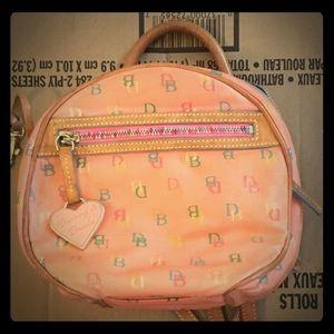 Dooney & Bourke Mini Backpack Handbag