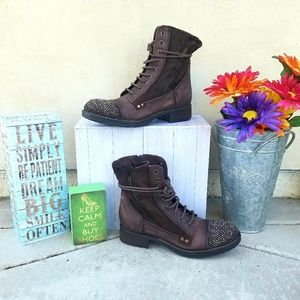 Ruggedly Stylish Booties by Clarks