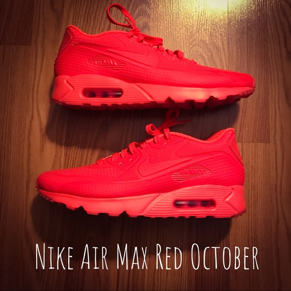 Nike Shoes | Air Max Red October | Poshmark