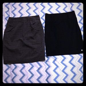 Bundle of 2 Skirts Size S