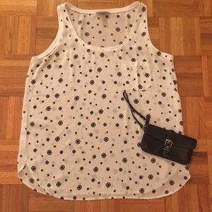 Loft tank blouse