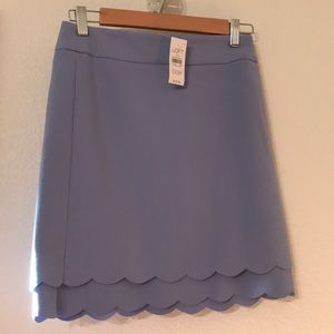 Scalloped Skirt