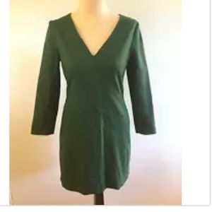 NWT Kate Spade Saturday Dress V Neck Stitch Dress