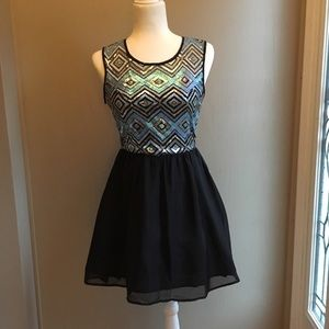As you wish size 3 gown short formal