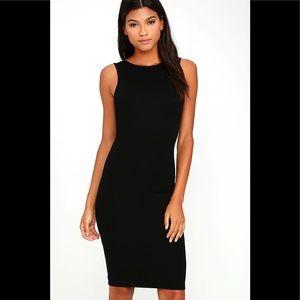 Sleeveless Bodycon dress