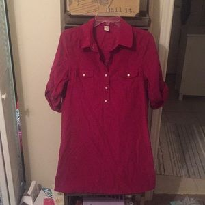 Old Navy Corduroy Dress/Tunic