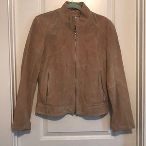 Wilson's Leather Moto Jacket