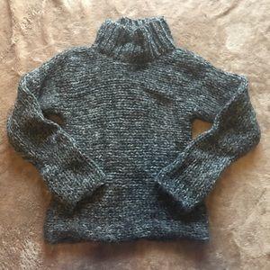 Banana republic chunky knit turtleneck sweater
