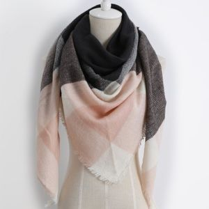 Accessories - Fashion Triangle Scarf Wrap