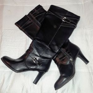 Chaps heeled boots!
