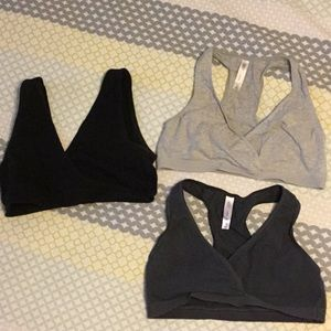 3 comfortable nursing bras