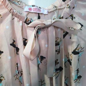 Kawaii Deer Dress