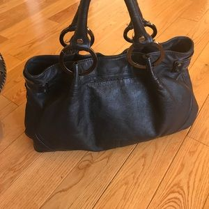 Kenneth Cole  leather bag.