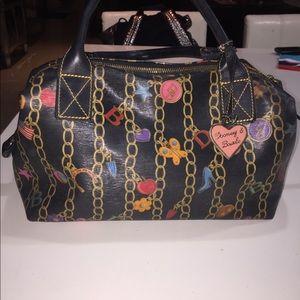 Dooney & bourke duffle purse