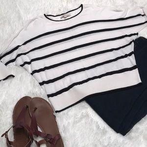 LOFT Dolman Sleeve Shirt