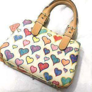 Auth D&B Hearts Bag