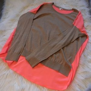 Gap Colorblock top