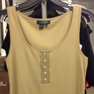 Ralph Lauren Petites Medium top good condition