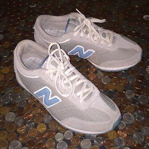 New Balance 556 Gray Sneakers Women's 8