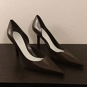 Nine West size 8 1/2 heels!