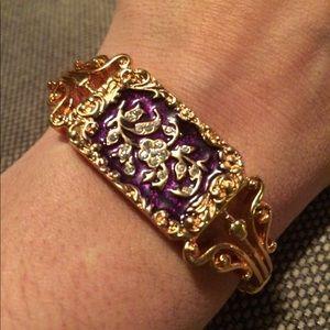 Vintage Avon Marie Antoinette Inspired Bracelet