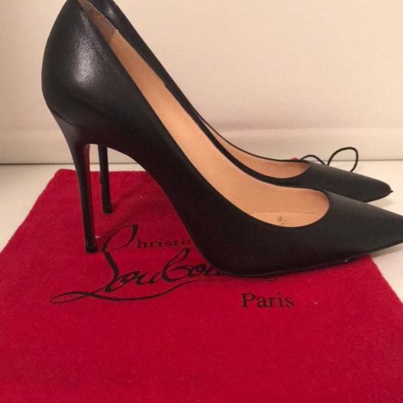 95b0d8964571 Christian Louboutin Shoes - Christian Louboutin Decollete 554