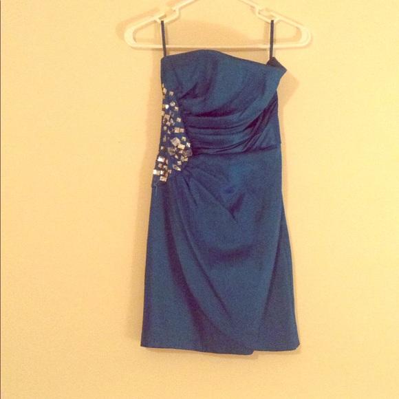 Cache Coeur Dresses & Skirts - Blue Formal Dress