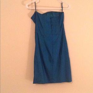 Cache Coeur Dresses - Blue Formal Dress